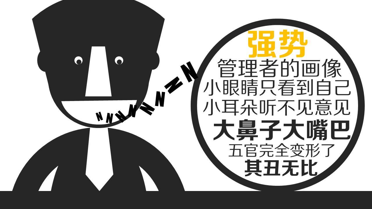 ppt原创作品36:强势管理者的画像(妙手回春-2013年8月